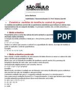 Estatística - medidas de tendência central de pesquisa.pdf