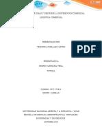 FASE 3 plantear ideas y describir la distribucion comercial