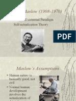 personalitymaslow