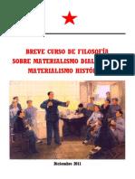 Breve curso de filosofía sobre materialismo dialéctico y materialismo histórico (2)