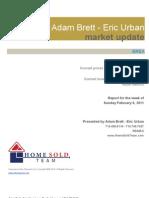 Brea, CA Real Estate Market Update
