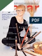 Nazar Look, Şubat/February 2011, Sayî/Issue