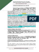 CONTRATO N° 046-2020-MPC_Ejecucion