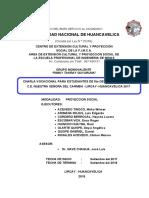 INFORME DE PROYECCION RIMAY TARKUY .2.doc
