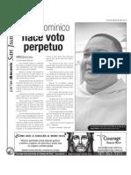 Por las Diócesis:San Juan 0611