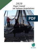 Puget Sound Salmon 2020