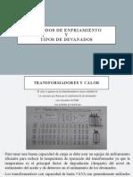 Métodos de Enfriamiento y Tipos de devanados.pptx