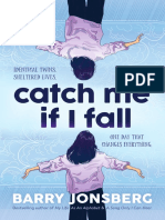 Catch Me if I Fall by Barry Jonsberg Chapter Sampler