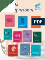Bibliografía Terapia Ocupacional libros ed sintesis