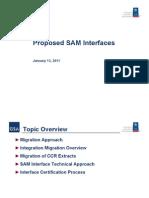 SAM-Interfaces-Overview-10Jan2011-v5-1