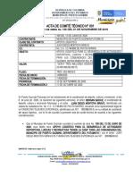 2. COMITE TECNICO  COVID