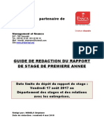3_Guide de rédaction du RS1A - 2017 - 2018