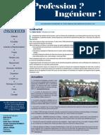 N° 004 Newsletter Juilletl 2012