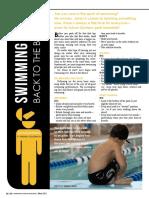 Swimming and Goldsmith
