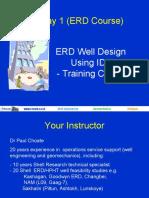 Day 1 Advanced IDM-ERD