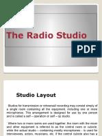 The radio studio (Chapter 2).pptx