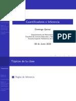 Clase 3 Inferencia y Cuantificadores