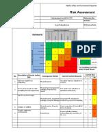4. TIP-HSE-P02-01-F01 Risk Assessment R0
