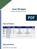 ClasesWrapper-2019I