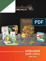 Catalogue Jouets & Livres Hiver 2019 - Apiculture Remuaux