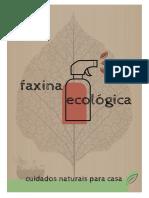 FAXINA ECOLÓGICA