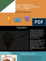Juegos Tradicionales Santiago Fonseca
