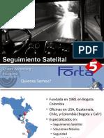 Forta5 Satelital - Seguimiento Satelital de Vehiculos o personas