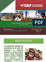 01 INTRODUCCIÒN A LA PASTELERIA
