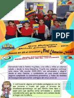 Guia Pedagogica Educacion Inicial Semana Del 09 Al 13-11-2020
