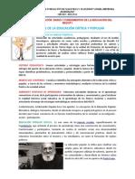 FIQ-100 EL APORTE DE LA EDUCACIÓN CRÍTICA Y POPULAR