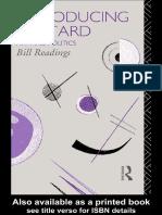 [Critics of the Twentieth Century] Bill Readings - Introducing Lyotard_ Art and Politics (Critics of the Twentieth Century) (1991, Routledge) - libgen.lc.pdf
