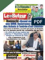 LE BUTEUR PDF du 08/02/2011