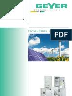 Geyer Catalogus 2010