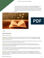 ¿Qué es Poesía_ » Su Definición y Significado [2020]