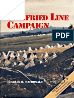 The Sigfried Line Campaign
