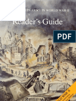 The United States Army in World War II Reader's Guide