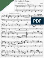 Bach - Aria para la cuerda de sol