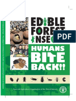 Forest insects as food. Humans bite back (2008)