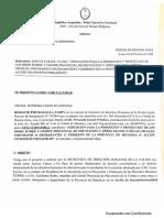 Amicus Curiae de la Nación contra Mendoza