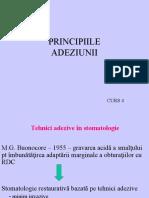 Curs 4 - Principiile adeziunii.ppt