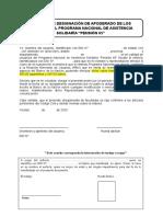 Formato Poder P65 modificado BN 08.09 BN Cotahuasi
