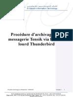 Procedure Archive ThunderbirdverFinal