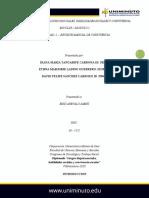 ACTIVIDAD 1 - REVISIÓN MANUAL DE CONVIVENCIA