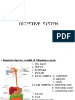 2.2 Biomolecules and Digestive System