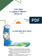 LO MAS DULCE DE LA TIERRA ppt