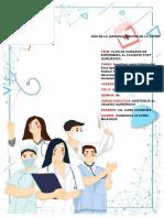 PLAN DE CUIDADOS DE ENFERMERIA AL PACIENTE POST QUIRURGICO