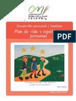PLAN DE VIDA Y EQUILIBRIO PERSONAL