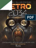 Dmitri Gluhovski - vol.2 Metro 2034