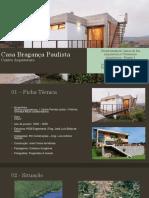 Casa Bragança Paulista