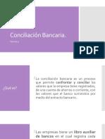 Conciliación Bancaria N5